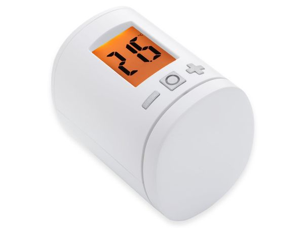 Heizkörper-Thermostatkopf EUROTRONIC Spirit Zigbee