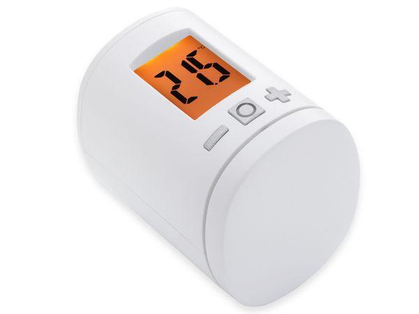 Heizkörper-Thermostatkopf EUROTRONIC Spirit Z-Wave Plus