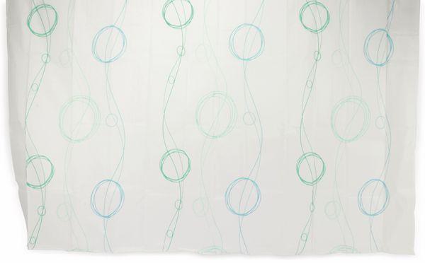 Duschvohang, Blasen, 180x200cm - Produktbild 3