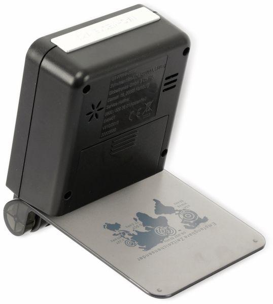 Funkreisewecker, TR-FRWe-06sw, schwarz - Produktbild 3