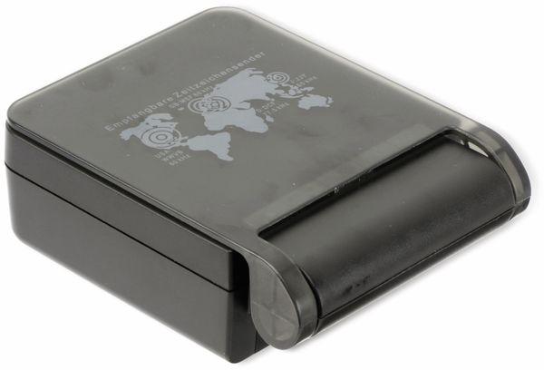 Funkreisewecker, TR-FRWe-06sw, schwarz - Produktbild 4