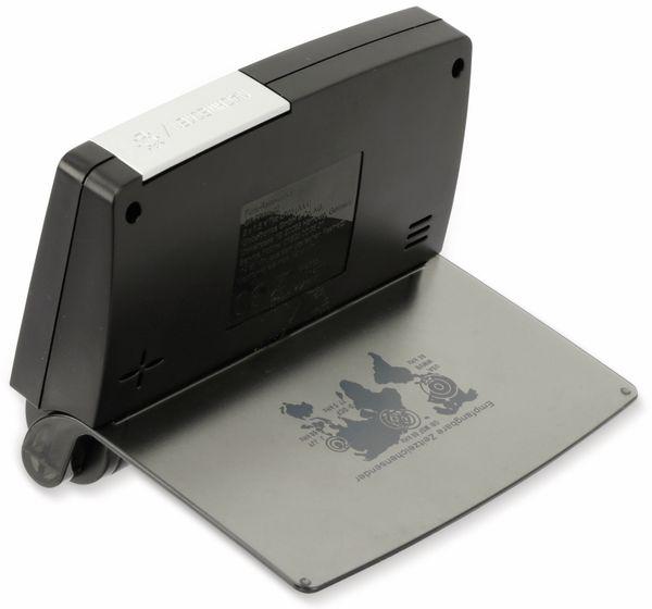 Funkreisewecker, TR-FRWe-02, schwarz - Produktbild 4
