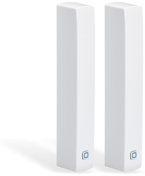 HOMEMATIC IP 140733 Fenster- und Türkontakt, optisch, 2 Stück
