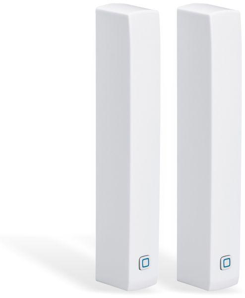 Smart Home HOMEMATIC IP 140733 Fenster- und Türkontakt, optisch, 2 Stück