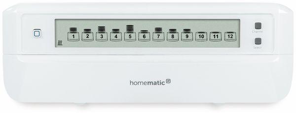 HOMEMATIC IP 153621A0, Fußboden- Heizungsaktor, 12-fach, motorisch - Produktbild 3
