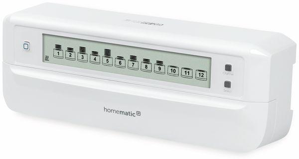 HOMEMATIC IP 153621A0, Fußboden- Heizungsaktor, 12-fach, motorisch - Produktbild 4