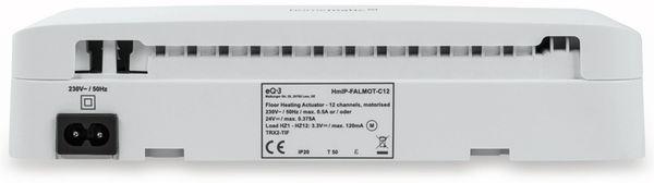 HOMEMATIC IP 153621A0, Fußboden- Heizungsaktor, 12-fach, motorisch - Produktbild 7
