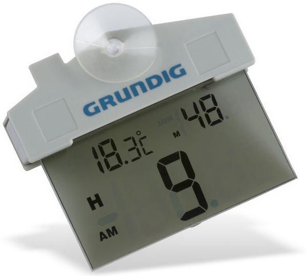 Digitales Außen-Thermometer Grundig