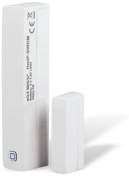 Smart Home HOMEMATIC IP 151363, Fenster- und Türkontakt, magnetisch