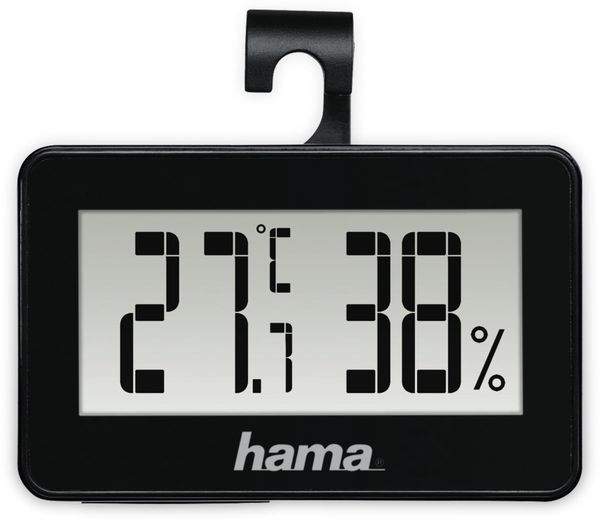 Digitales Thermo-/Hygrometer HAMA Mini - Produktbild 2