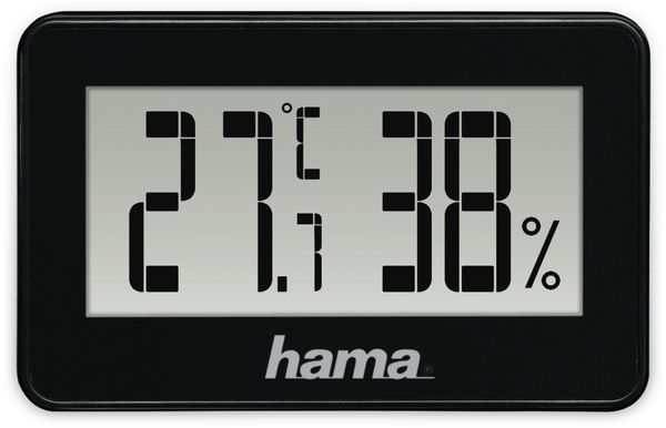 Digitales Thermo-/Hygrometer HAMA Mini - Produktbild 3