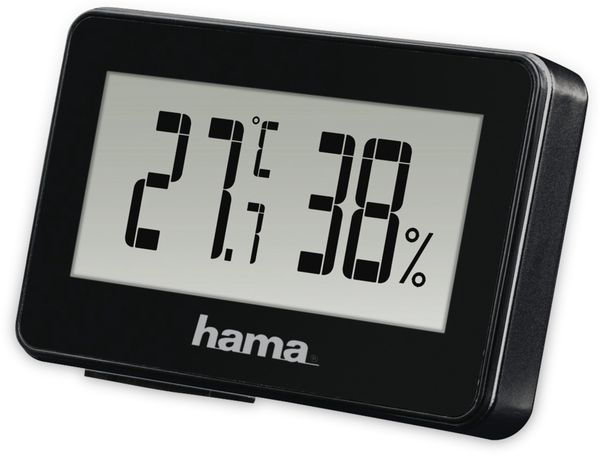 Digitales Thermo-/Hygrometer HAMA Mini - Produktbild 4