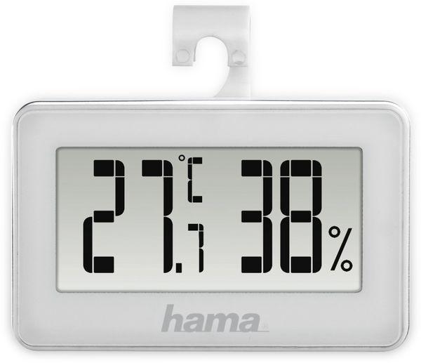 Digirales Thermo-/Hygrometer HAMA Mini - Produktbild 2
