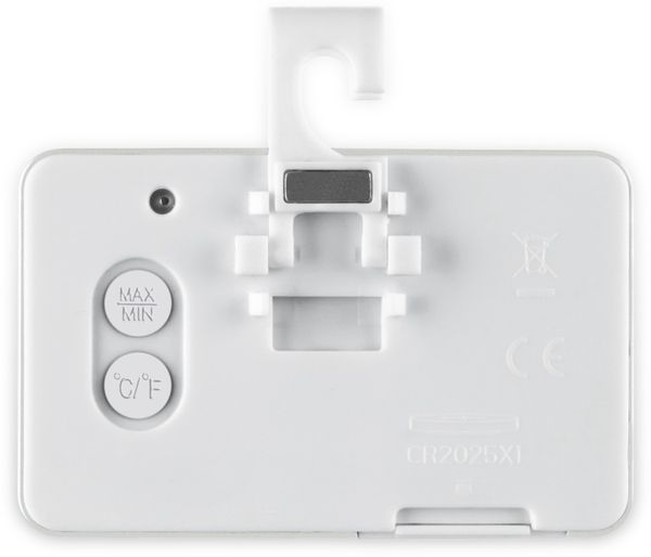 Digirales Thermo-/Hygrometer HAMA Mini - Produktbild 6