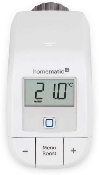 Smart Home HOMEMATIC IP 153412A0, Heizkörperthermostat Basic, 3 Stück - Produktbild 2