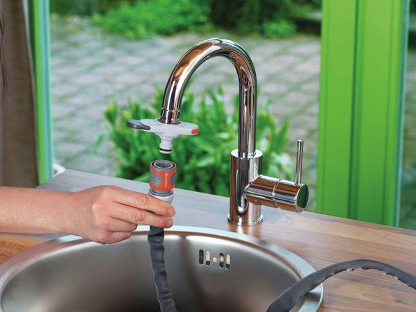 Hahnverbinder GARDENA 18210-20 für Indoor-Wasserhahn - Produktbild 3