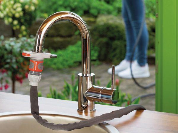 Hahnverbinder GARDENA 18210-20 für Indoor-Wasserhahn - Produktbild 6