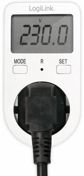 Energiekosten-Messgerät LOGILINK EM0002A - Produktbild 4