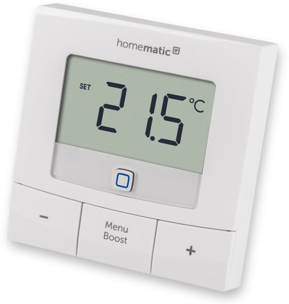 HOMEMATIC IP 154666A0, Wandthermostat basic
