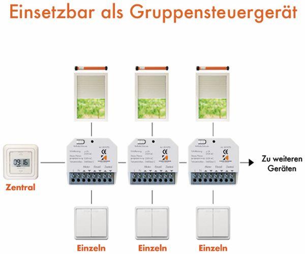 Mehrfachsteuergerät KAISER NIENHAUS, 1 Motor, Jalousien - Produktbild 2