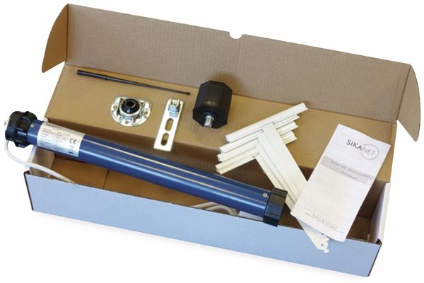 Rohrmotor-Set SIKANET, 10 Nm, SW60 - Produktbild 2