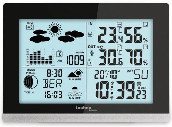 Funk-Wetterstation TECHNOLINE WS 6762