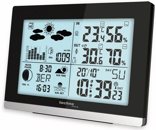 Funk-Wetterstation TECHNOLINE WS 6762 - Produktbild 3