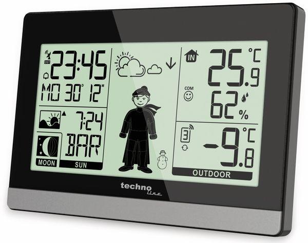 Funk-Wetterstation TECHNOLINE WS 9612