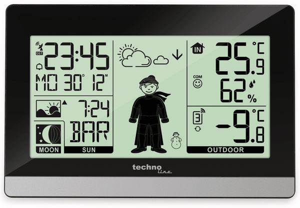 Funk-Wetterstation TECHNOLINE WS 9612 - Produktbild 2