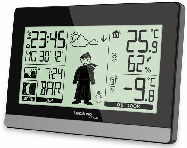 Funk-Wetterstation TECHNOLINE WS 9612 - Produktbild 4
