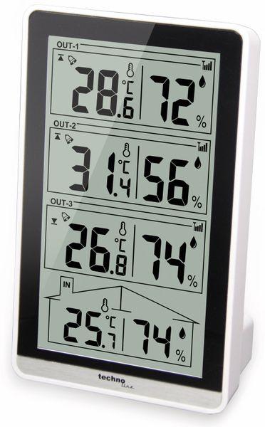 Funk-Wetterstation TECHNOLINE WS 7060