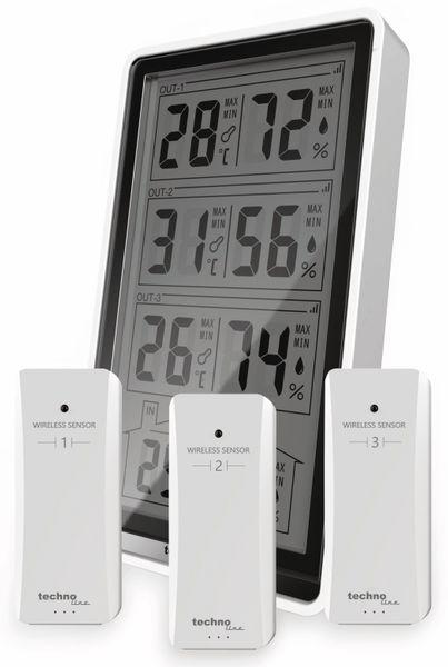 Funk-Wetterstation TECHNOLINE WS 7060 - Produktbild 3