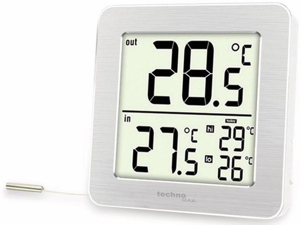 Digitales-Thermometer TECHNOLINE WS 7049