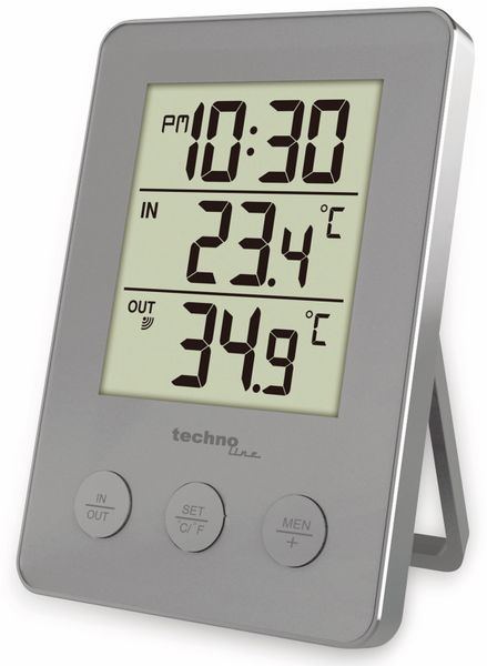 Funk-Thermometer TECHNOLINE WS 9175 - Produktbild 2