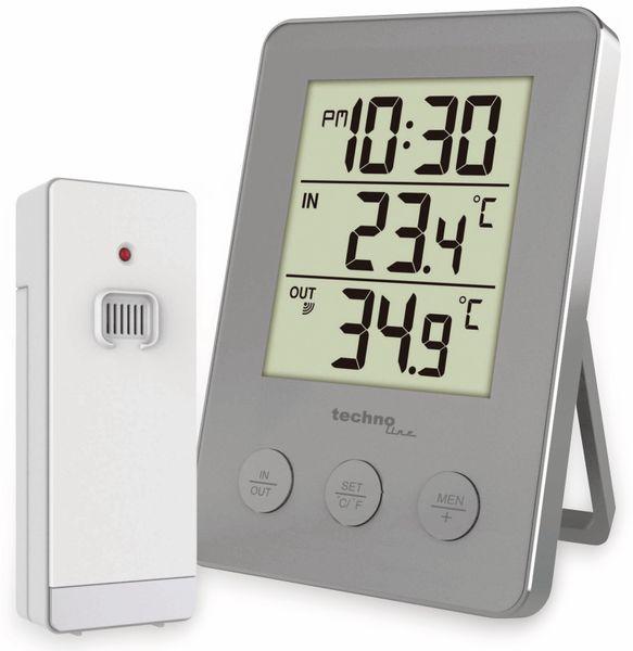 Funk-Thermometer TECHNOLINE WS 9175 - Produktbild 4