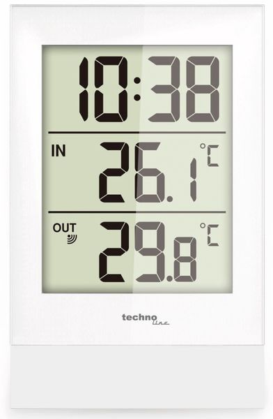 Funk-Thermometer TECHNOLINE WS 9178 - Produktbild 5