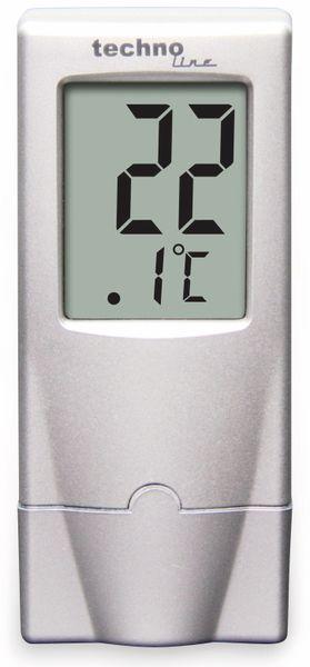 Digitales Fensterthermometer TECHNOLINE WS 7024, mit Saugnapf - Produktbild 2