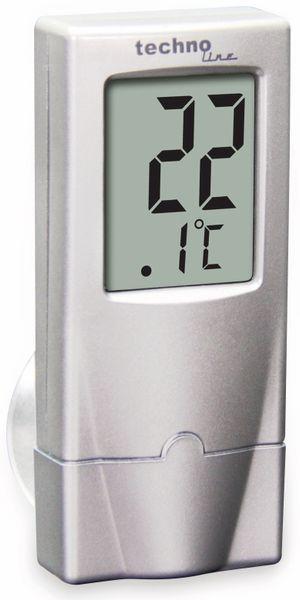 Digitales Fensterthermometer TECHNOLINE WS 7024, mit Saugnapf - Produktbild 4