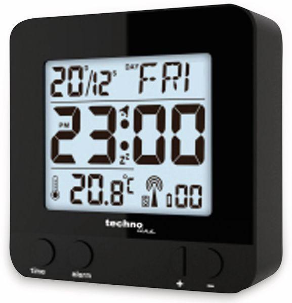Funkwecker TECHNOLINE WT 235, schwarz - Produktbild 3