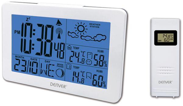 Wetterstation DENVER WS-530, weiss
