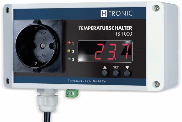 Temperaturschalter H-TRONIC TS 1000