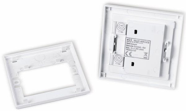 Smart Home HOMEMATIC IP 155342A0 Wandtaster, flach - Produktbild 7
