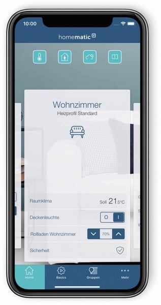 Smart Home HOMEMATIC IP 155342A0 Wandtaster, flach - Produktbild 9