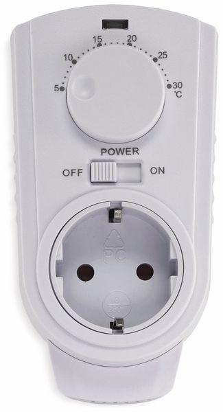 Steckdosenthermostat CHILITEC ST-35, analog, 3500 W - Produktbild 3