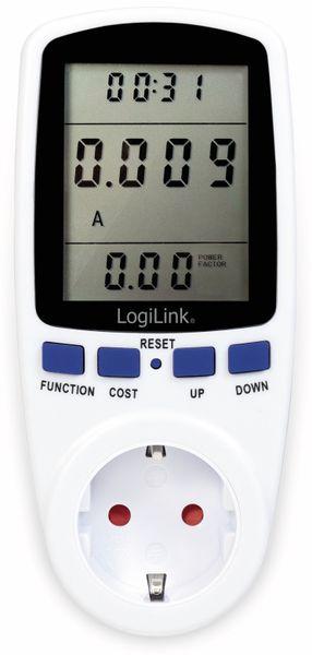 Energiekosten-Messgerät LOGILINK EM0003, Premium - Produktbild 2