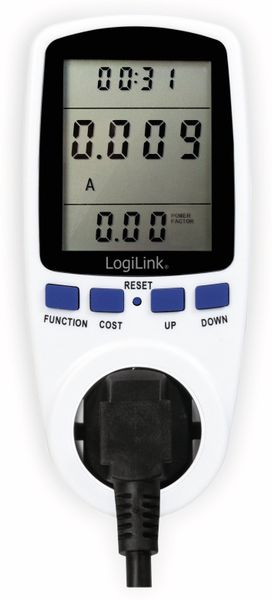Energiekosten-Messgerät LOGILINK EM0003, Premium - Produktbild 4