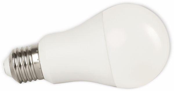 LED-Lampe ESSENTIALS, E27, 10 W, 806 lm, EEK A+, Birne, RGB - Produktbild 2