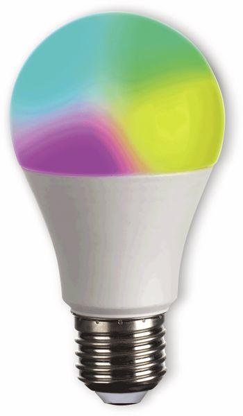 LED-Lampe ESSENTIALS, E27, 10 W, 806 lm, EEK A+, Birne, RGB - Produktbild 5