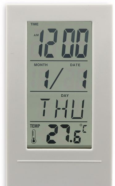 Wetterstation GRUNDIG 11990 - Produktbild 6