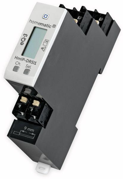 HOMEMATIC IP 154684A0, Schaltaktor für Hutschienenmonatage - Produktbild 3